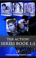 Lights, Camera, Action (5 Book Set)